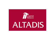Logo of Altadis Distribution France
