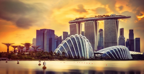 WMD Asia in Singapore