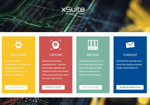 xsuite cloud platform